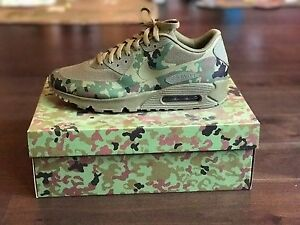 8f80142a121b4 Nike Air Max 90 Japan SP Camo Pale Olive Size 10 | eBay