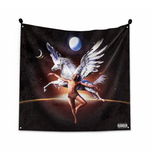 "Trippie Redd /""Pegasus/"" Art Music ALBUM Hanging Tapestry Flag 3FT//4FT"