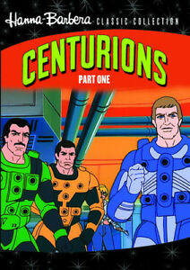 The-Centurions-Part-One-New-DVD-Manufactured-On-Demand-Full-Frame-3-Pack