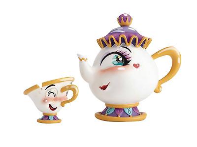 Disney Miss Mindy Beauty and The Beast Mrs Potts & Chip ...