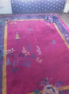 90 J China Teppich Ca Rarität Außergewöhnliches Muster 360 X 272 Cm Preisnachlass