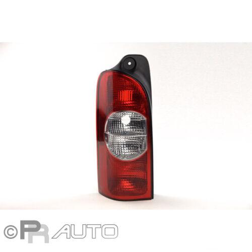 Opel Movano 01//05-12//06 Heckleuchte Rückleuchte Rücklicht links