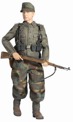 """Dragon Model 1//6 Scale 12/"""" WWII German Soldier Panzerjager Hugo Rheinhardt 70782"""