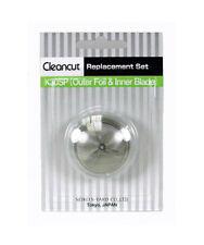 Cleancut Shaver ES412 Intimate Area Shaver Replacement Blades Foil
