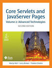 Core Servlets and JavaServer Pages: Advanced Technologies: v. 2 by Marty Hall, Larry Brown (Paperback, 2005)