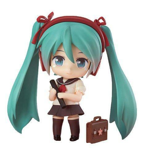 kb04c Good Smile Hatsune Miku: Nendoroid Action Figure Sailor Uniform Ver.