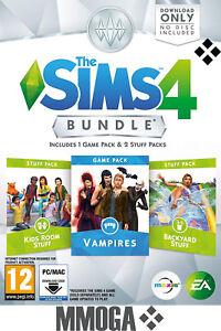 Image Is Loading The Sims 4 Vampires Kids Room Stuff Backyard