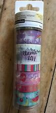✨New✨Recollections Washi Craft Tape - Unicorns, Rainbows & Llama Love
