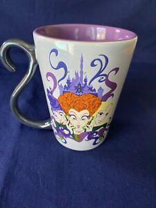 Disney Parks Halloween 2020 Hocus Pocus Ceramic Coffee Mug New In Hand