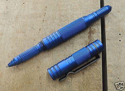 Böker Plus Böker Plus Tactical Pen Blue Kugelschreiber Aluminium blau 09BO069