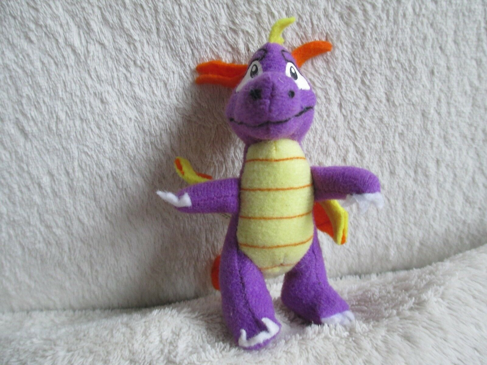 Play By Play Playstation One PS1 - Spyro The Dragon Plush Keyring Soft Toy 4