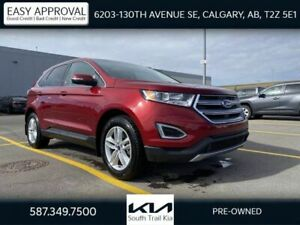2018 Ford Edge SEL ONE OWNER/ CLEAN CARFAX