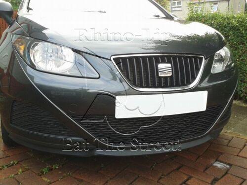 SEAT León-Cupra Ibiza-Cupra Exeo Altea MK2 Flexible Rubber Front Bumper Chin Lip