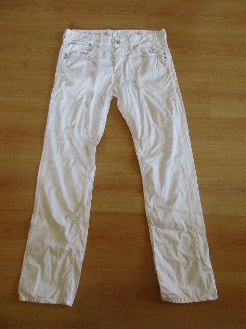 Pantalones GAS size whiteo 44 à - 68%