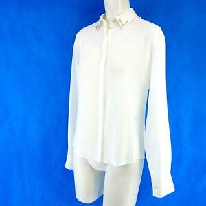 Marine Haut 46 Blanc De Bleu 40 Np It 9559 Longues Manches Blugirl Femme Fête RAEqxqdw