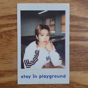 Han Official Polaroid Photocard Stray Kids 2nd Photobook ...