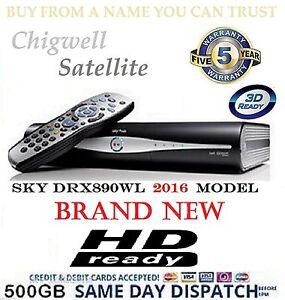 SKY-PLUS-HD-BOX-500GB-SKY-AMSTRAD-DRX890WL-ON-DEMAND-NEW-RETAIL-BOXED