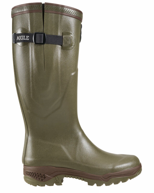 Aigle Wellies Course 2 Iso - Khaki