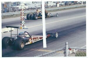 1970s NHRA Drag Racing-Fred Forkner's-Top Fuel Dragster-Cecil County Dragway