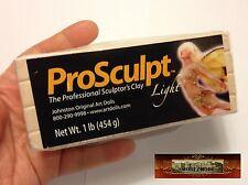 M00149a MOREZMORE 1 lb Prosculpt LIGHT FAIRY FLESH Doll Sculp Polymer Clay P20