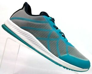 424e3531d35e0 Image is loading Adidas-Gymbreaker-B-Bounce-Teal-Gray-Training-Running-