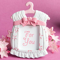 40 Baby Themed Photo Frame Favors Boy Or Girl Pink Or Blue Baby Shower Favor