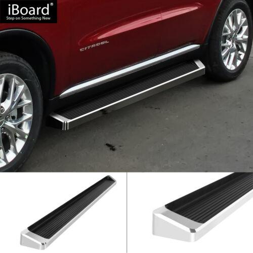 "Premium 6/"" iBoard Side Steps Fit 04-10 Dodge Durango Aspen"