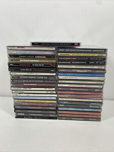 Lot of 39 CDs Classic Rock Grateful Dead Beatles Pink Floyd Rolling Stones