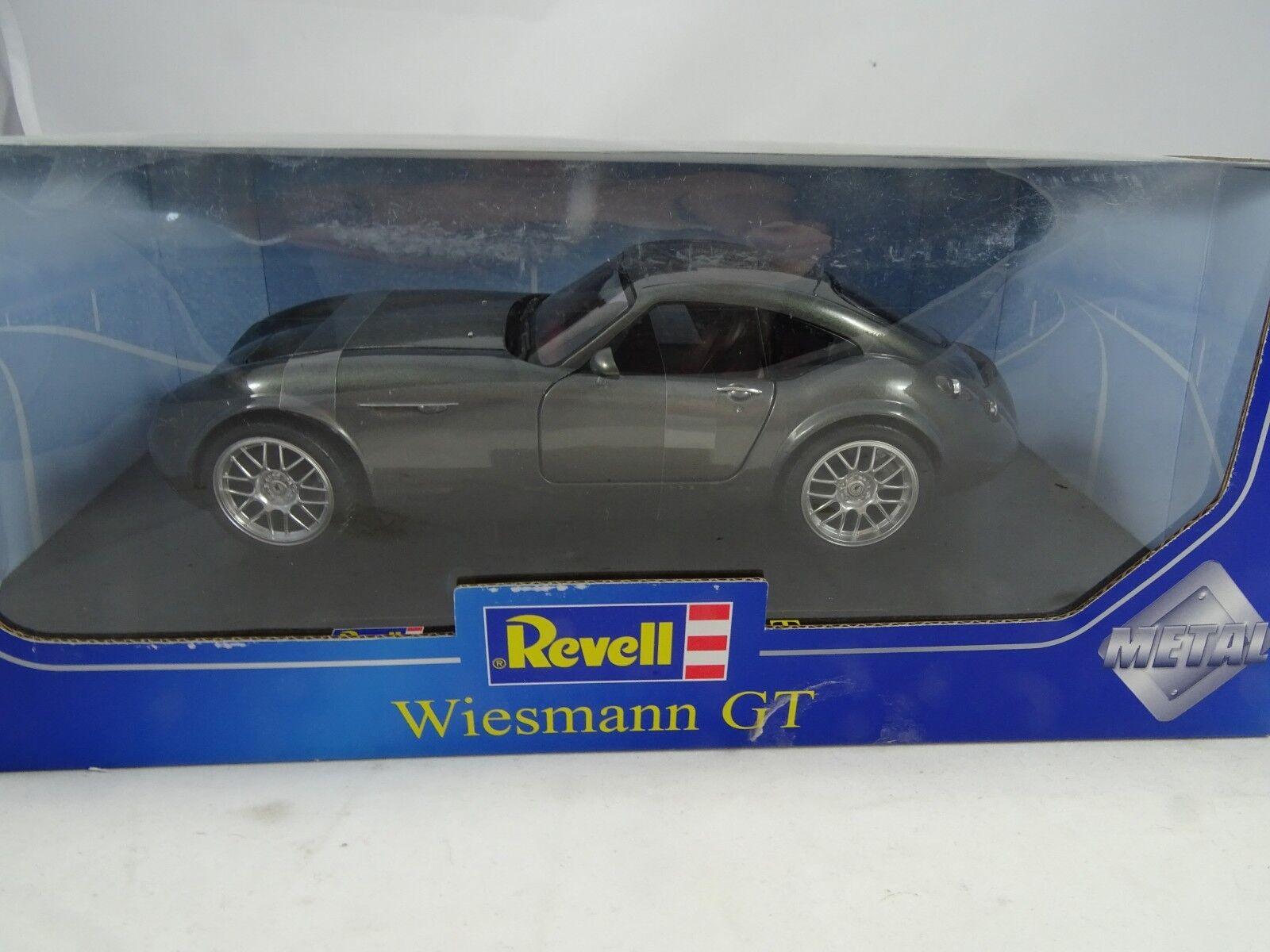 1 18 REVELL Wiesmann GT grey -  RARITÄT neu ovp §