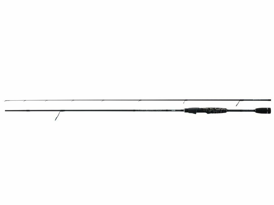 Jaxon Grey Stream Universal 1,98m-2,8m 4-17g 2-section Canne da pesca Spinning