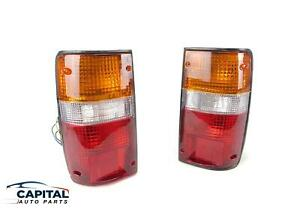 Pair Set of Tail Lamps Suits Toyota Hilux UTE 4x2 & 4x4 1988-1997