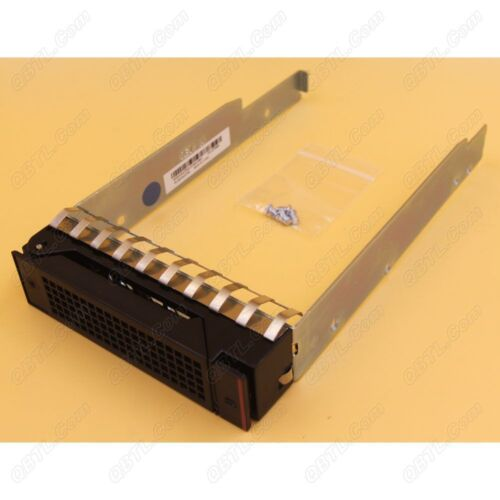 """Lenovo Aftermarket RD650 RD550 RD450 3.5/"""" HDD Tray Caddy 03T8898 03T8897"""