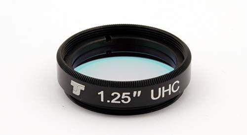 """tsuhcl 1 Ts UHC filtro Deepsky niebla filtro 1,25/"""" para telescopio"""