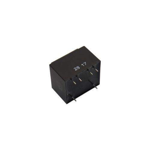 PCB HAHN überzogen 2,6VA 230VAC 15V 174mA Montage BV EI 304 2043 Transformator