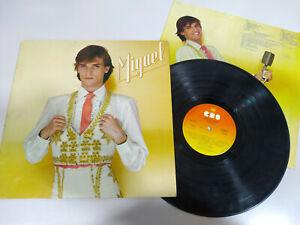 Miguel-Bose-Miguel-CBS-1980-LP-Vinilo-12-034-VG-G
