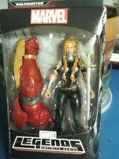 Marvel Legends Infinite Series MARVEL/'S VALKYRIE 6in Figure~Hulkbuster BAF