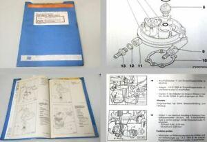 Reparaturleitfaden-VW-Golf-3-1H-Werkstatthandbuch-Mono-Motronic-ABD-ABU-AEA