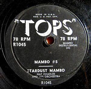 MAMBO-INSTRUMENTAL-78-EP-Nat-Charles-amp-Jacinto-Roman-MAMBO-FAVORITO-Mambo-Jambo