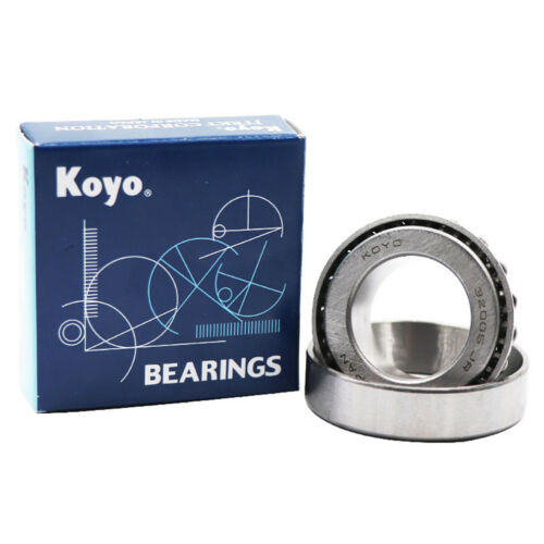 KOYO 32208 JR Tapered Roller Bearings 40x80x23mm