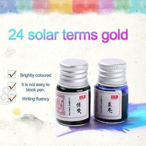 Inks-Stationery-Schoo-Bottle-Pure-Colorful-30ml-Fountain-Pen-Ink-Fine-Z9S6
