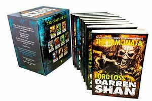 Darren-Shan-The-Demonata-10-Books-Collection-Pack-Set-Brand-New