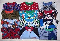 Tcp Baby Toddler Boy Fleece Footed Blanket Sleeper Pajamas Jammies 03-24m 2t-5t