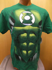 Mens Licensed DC Comics Green Lantern Shirt LOOK XL