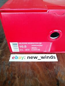 Generaci Air Rookie Zoom 10 Ds 5 Nike Bnib pwqnWPf60