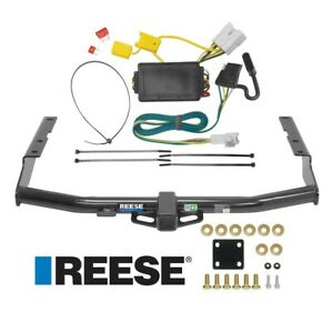 Reese Trailer Tow Hitch For 14-19 Toyota Highlander w/ Wiring Harness Kit |  eBay | Reese Trailer Wiring Harness |  | eBay