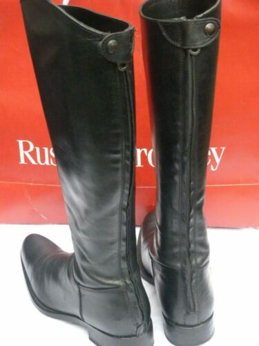 Russell&Bromley women's knee length boots size UK5/5.5/38.5/classic/black