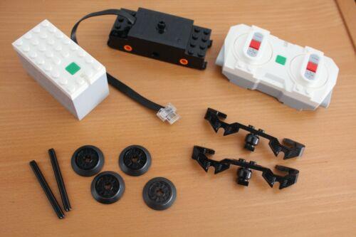 Lego Eisenbahn Powered UP  Bluetooth Fernsteuerung incl Motor NEU RC 60197 60198