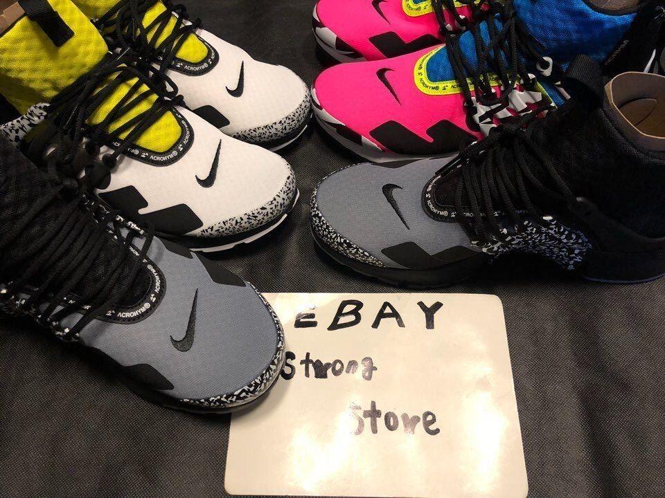 Nike mitte air presto mitte Nike