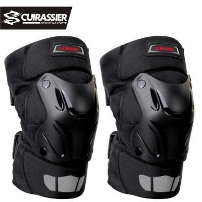 Universal Motorcross Kneepad Sliders Motorcycle Racing Knee Protector Kneepad