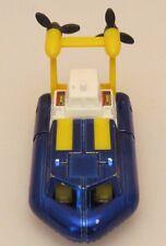 Vintage Transformers G2 Mini vehicle SeaSpray metallic